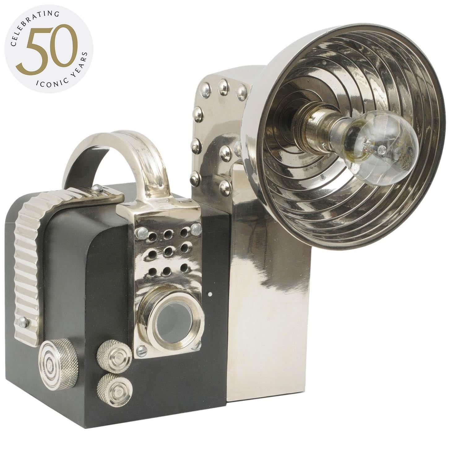 Lichfield Camera Lamp B22 40W thumbnail