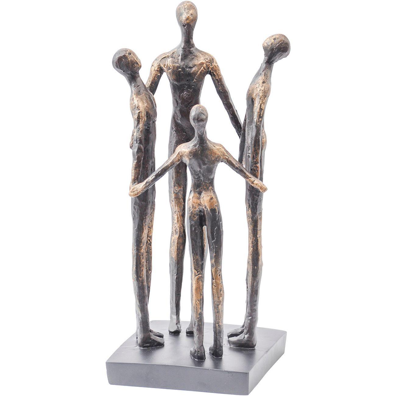 Family Circle Resin Sculpture thumbnail