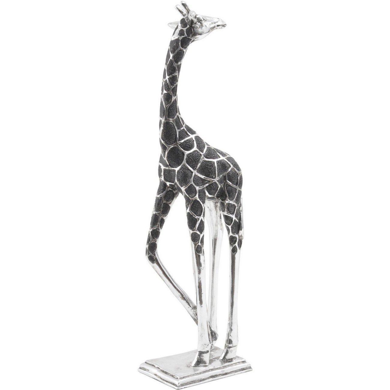 Giraffe Sculpture Head Back thumbnail