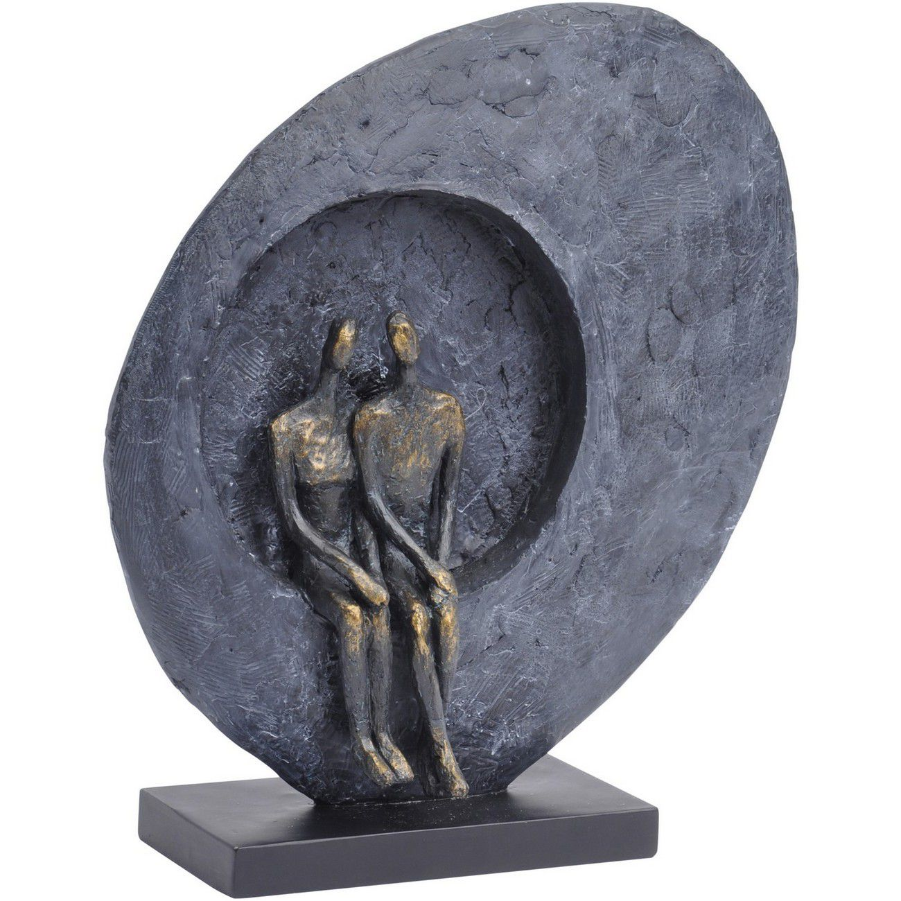Abstract Couple Sculpture thumbnail