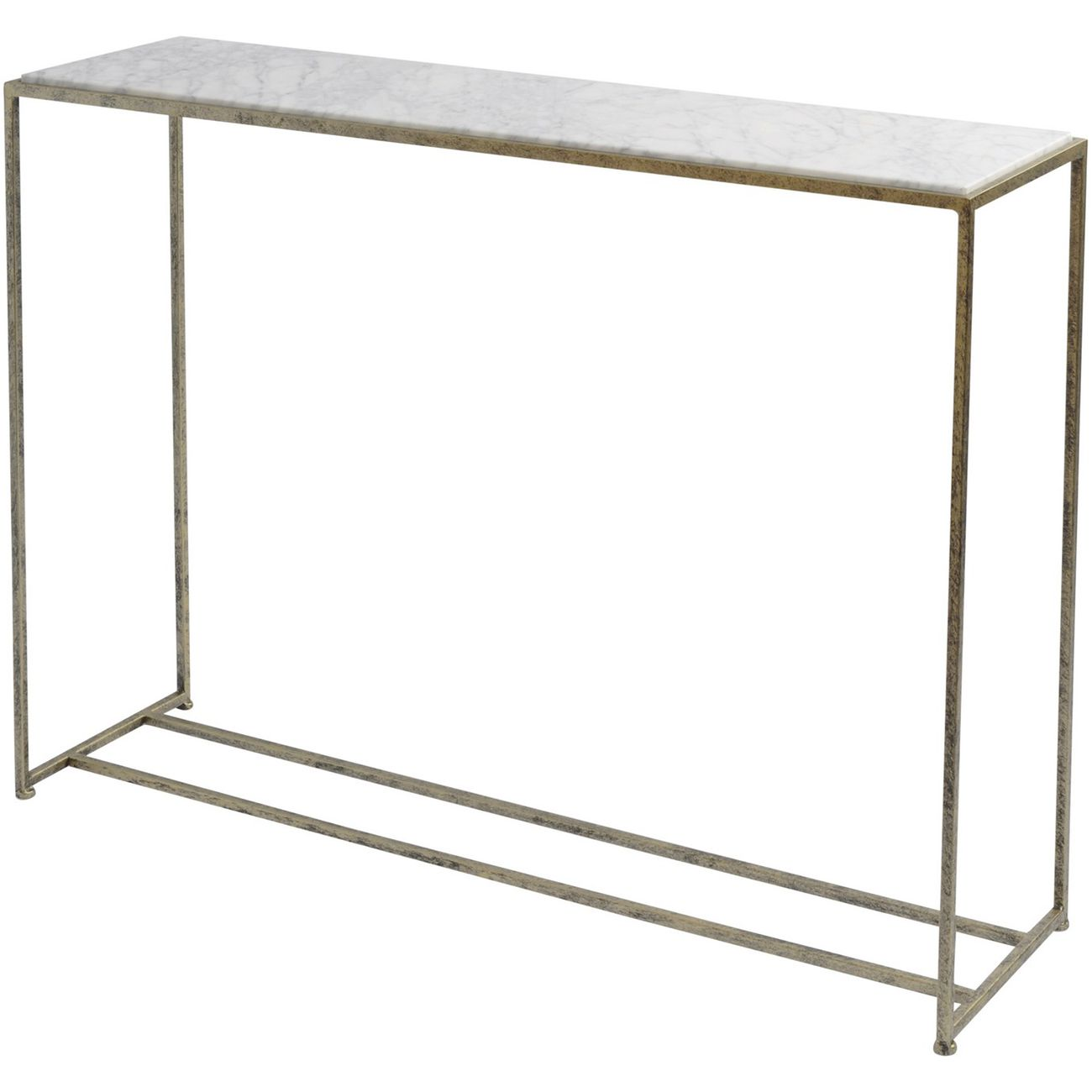 Mylas Marble Console Table thumbnail