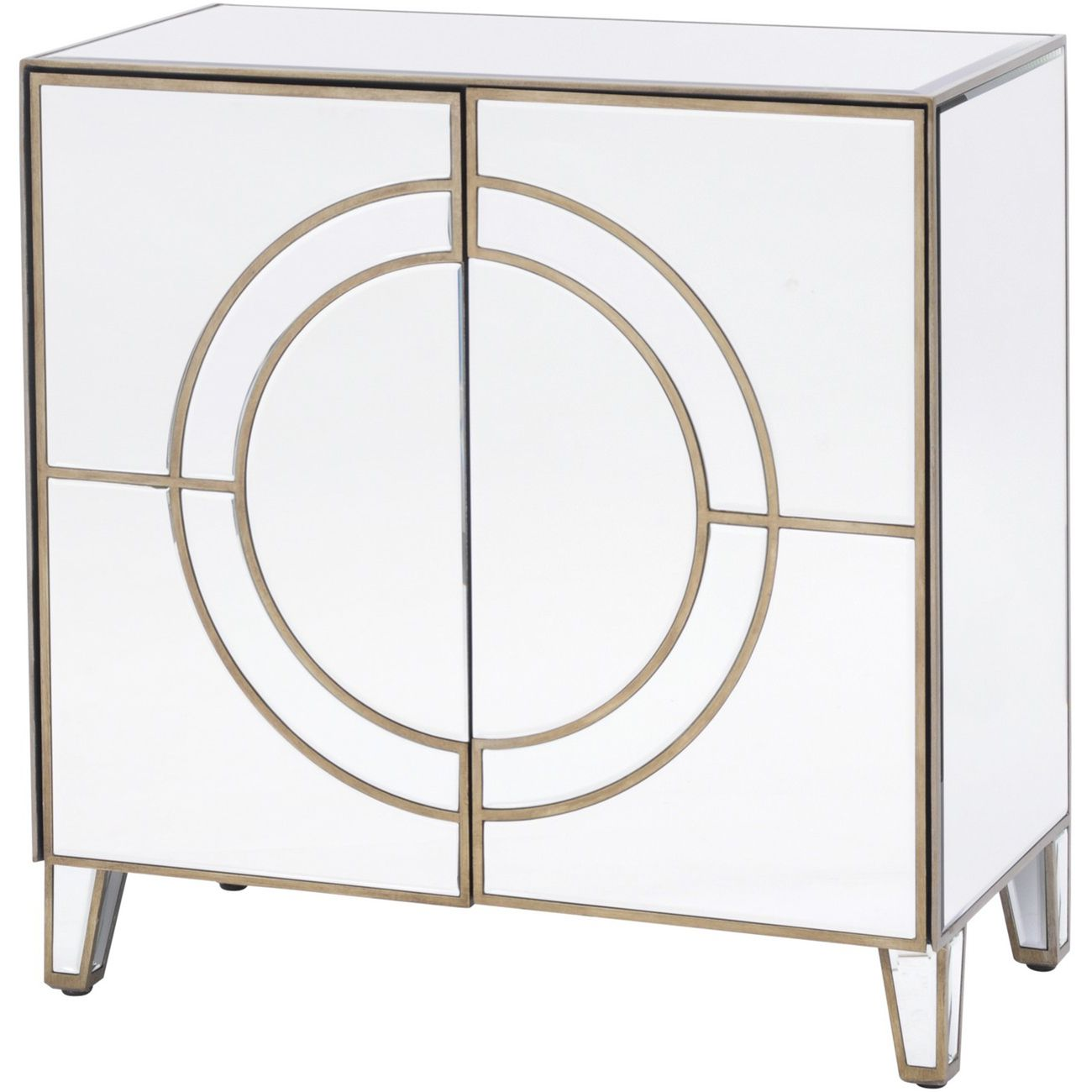 Claridge Circle Link 2 Door Cabinet thumbnail