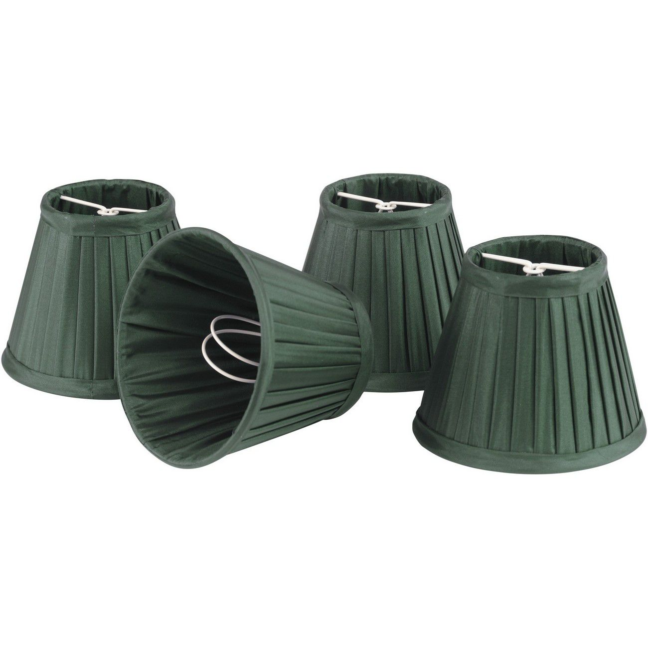 Set of Green Shades Large For Bamboo Lantern 701097 , 701098 thumbnail