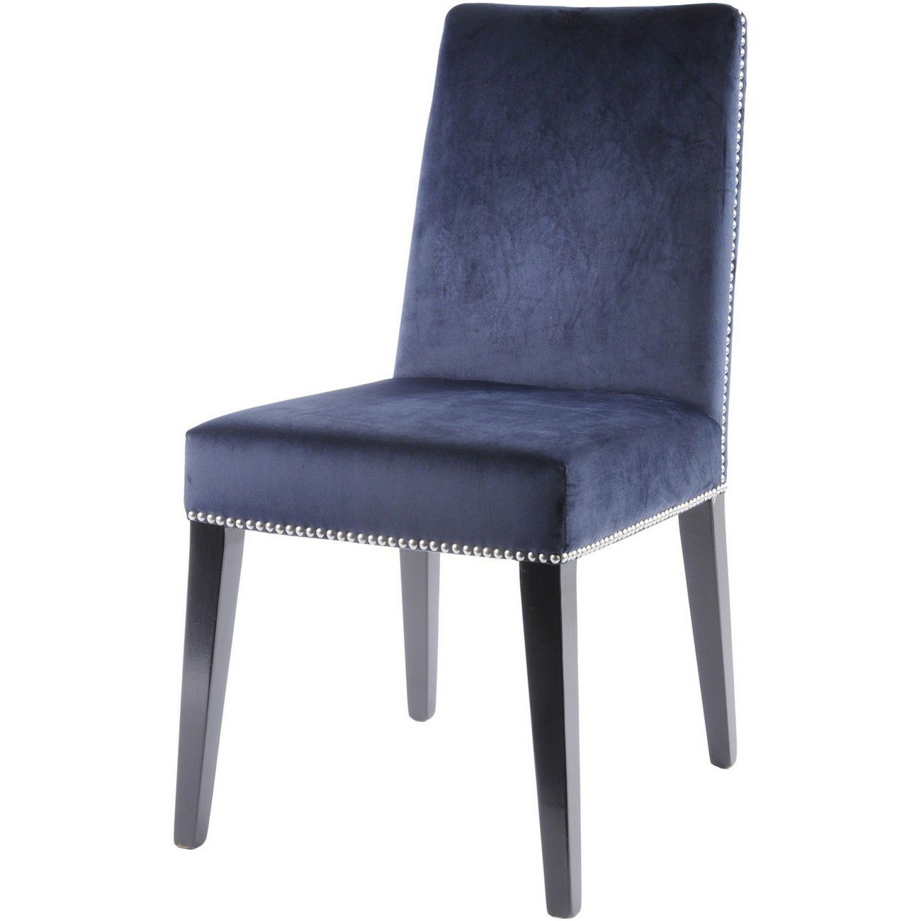 Mayfair Midnight Navy Dining Chair thumbnail