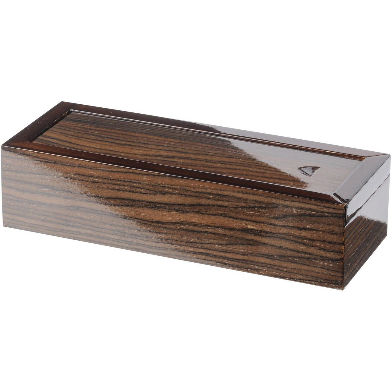 Burnished Walnut Veneer Sliding Dominoes thumbnail