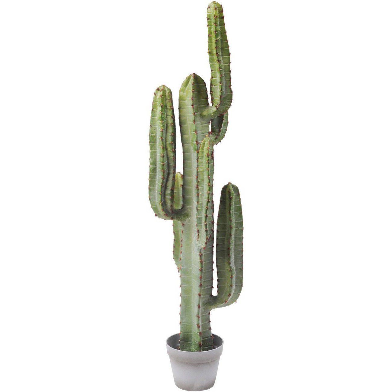 Faux Cactus In Pot 114cm thumbnail