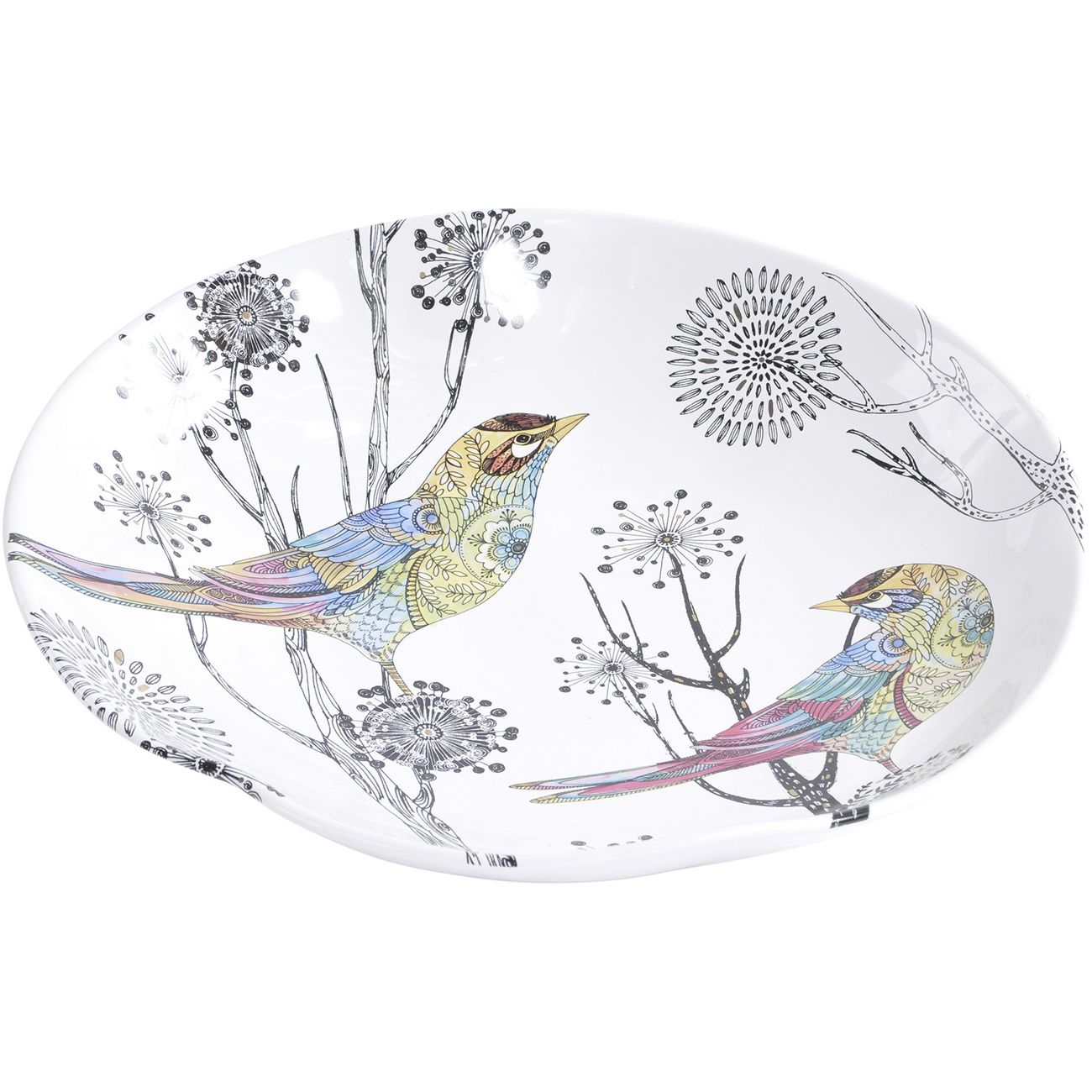Allora Decorative Bird Platter thumbnail