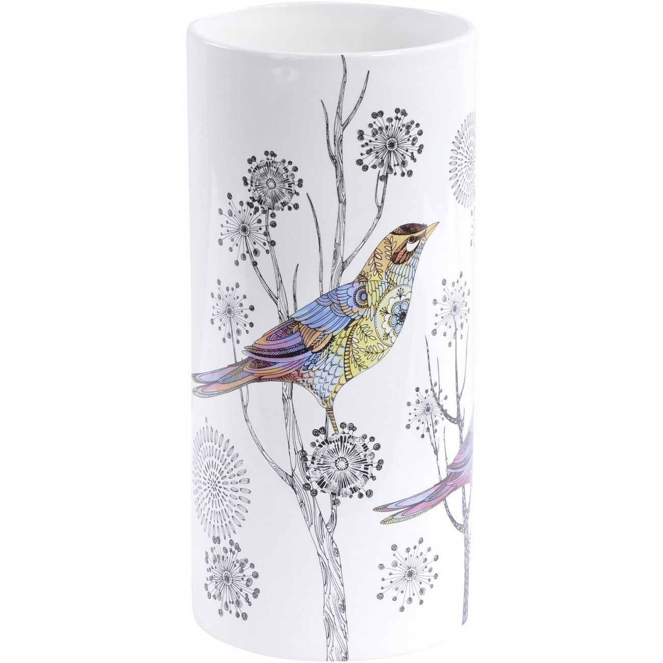 Allora Decorative Bird Vase thumbnail