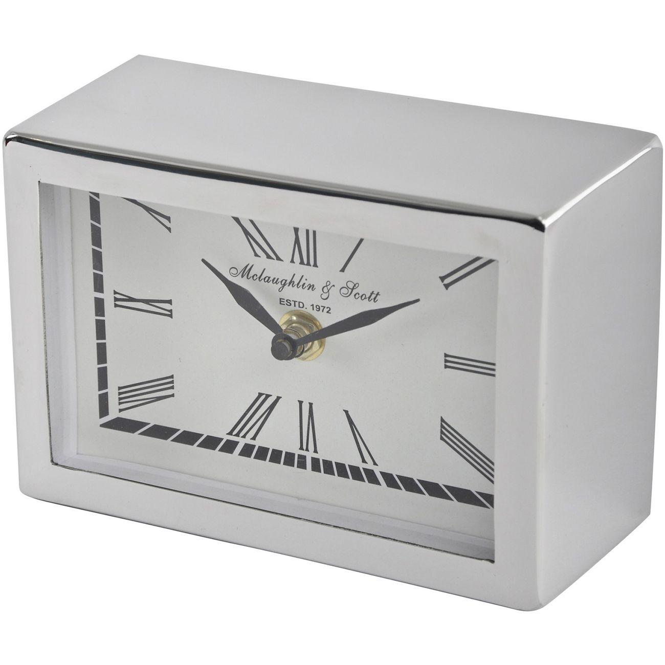Rectangular Cube Mantel Clock thumbnail