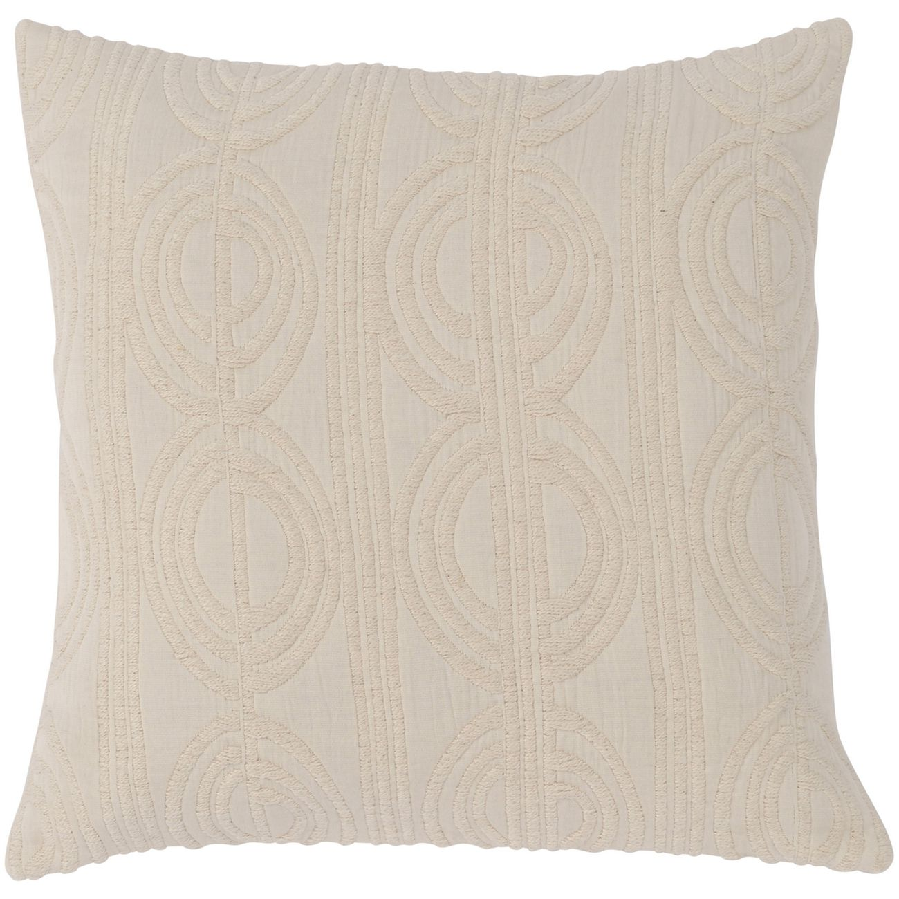 Deco Natural Cushion 45x45cm thumbnail