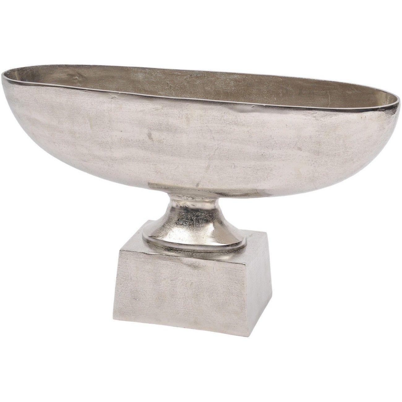 Arla Silver Aluminium Urn thumbnail