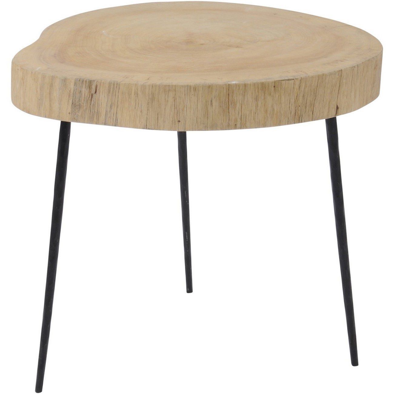 Aliso Round Side Table thumbnail