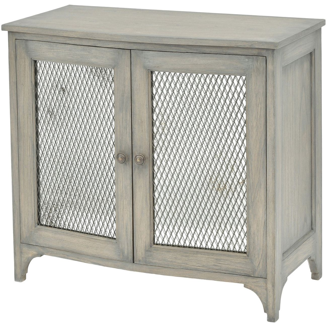 Fairmont Mindi Wood Small Cabinet thumbnail