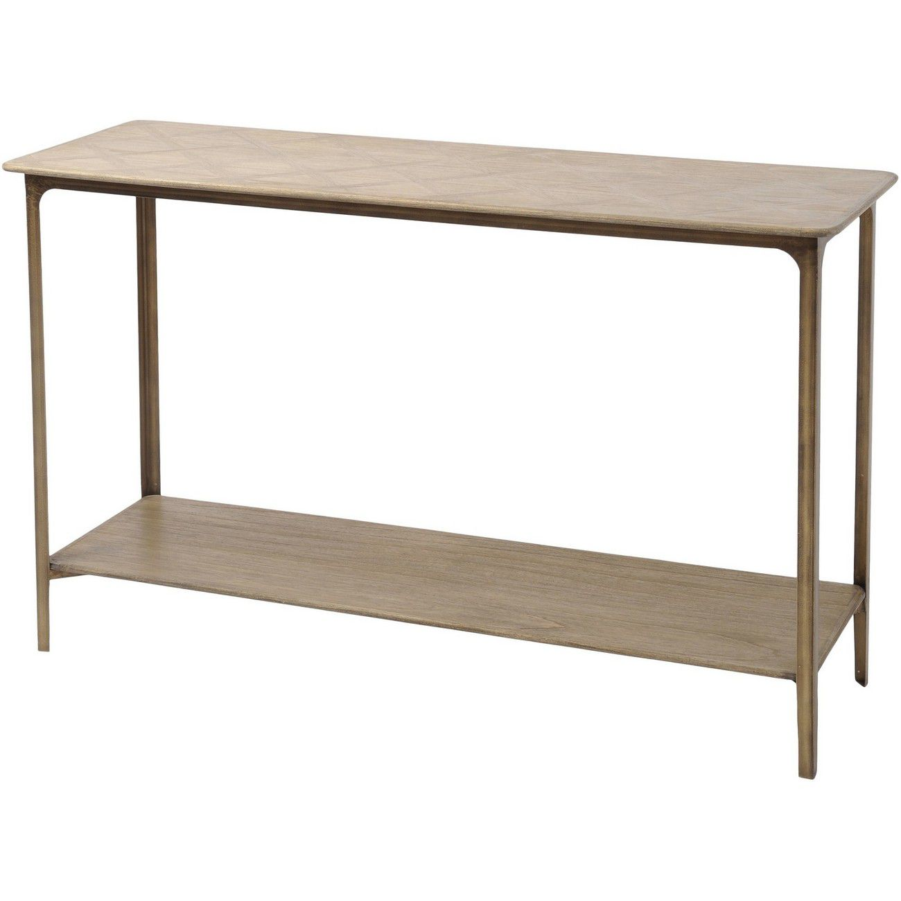 Anstey Mindi Wood Console Table thumbnail