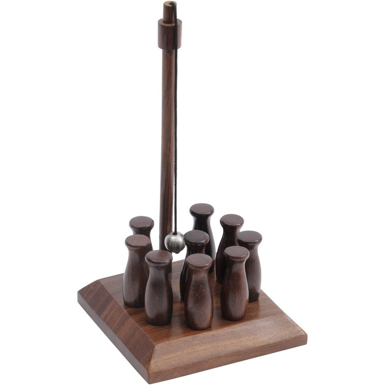 Manning Wooden Bowling Game thumbnail