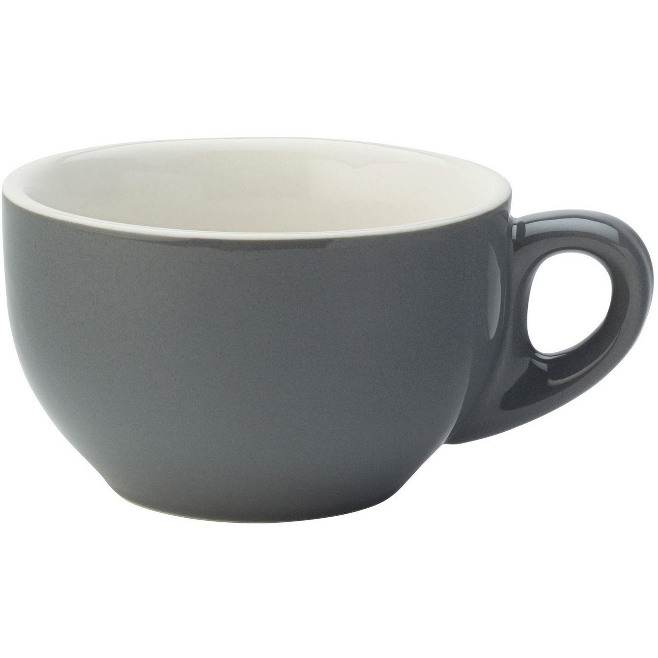 Barista Latte Grey Cup 10oz (28cl) thumbnail