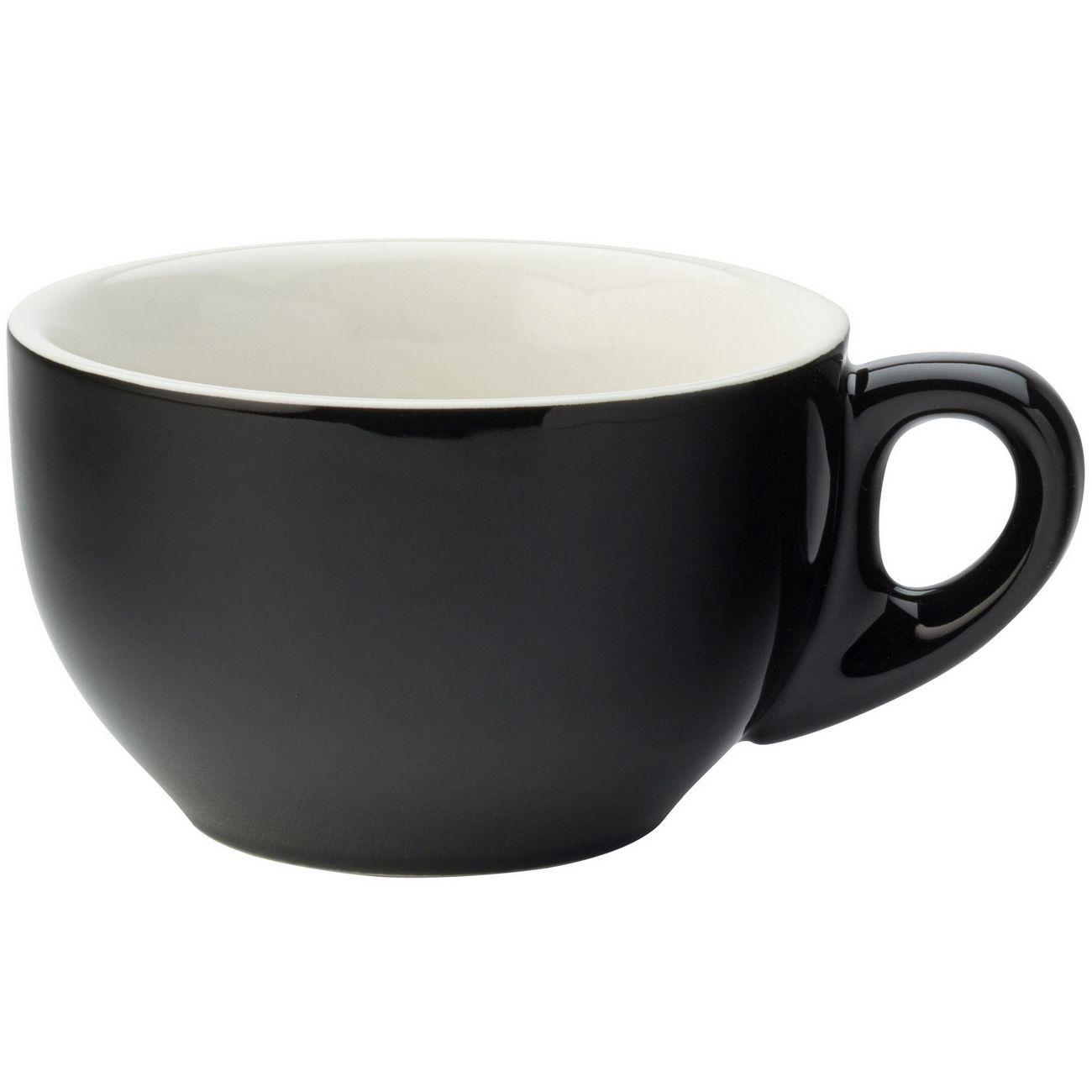Barista Latte Black Cup 10oz (28cl) thumbnail