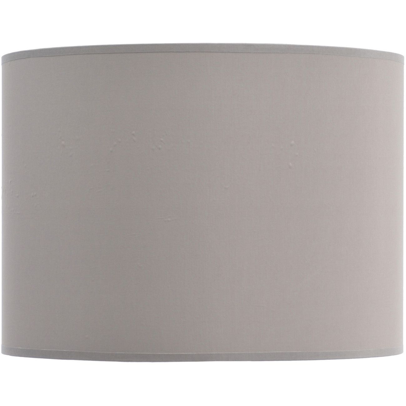Taupe and Champagne Lined Drum Lampshade (14