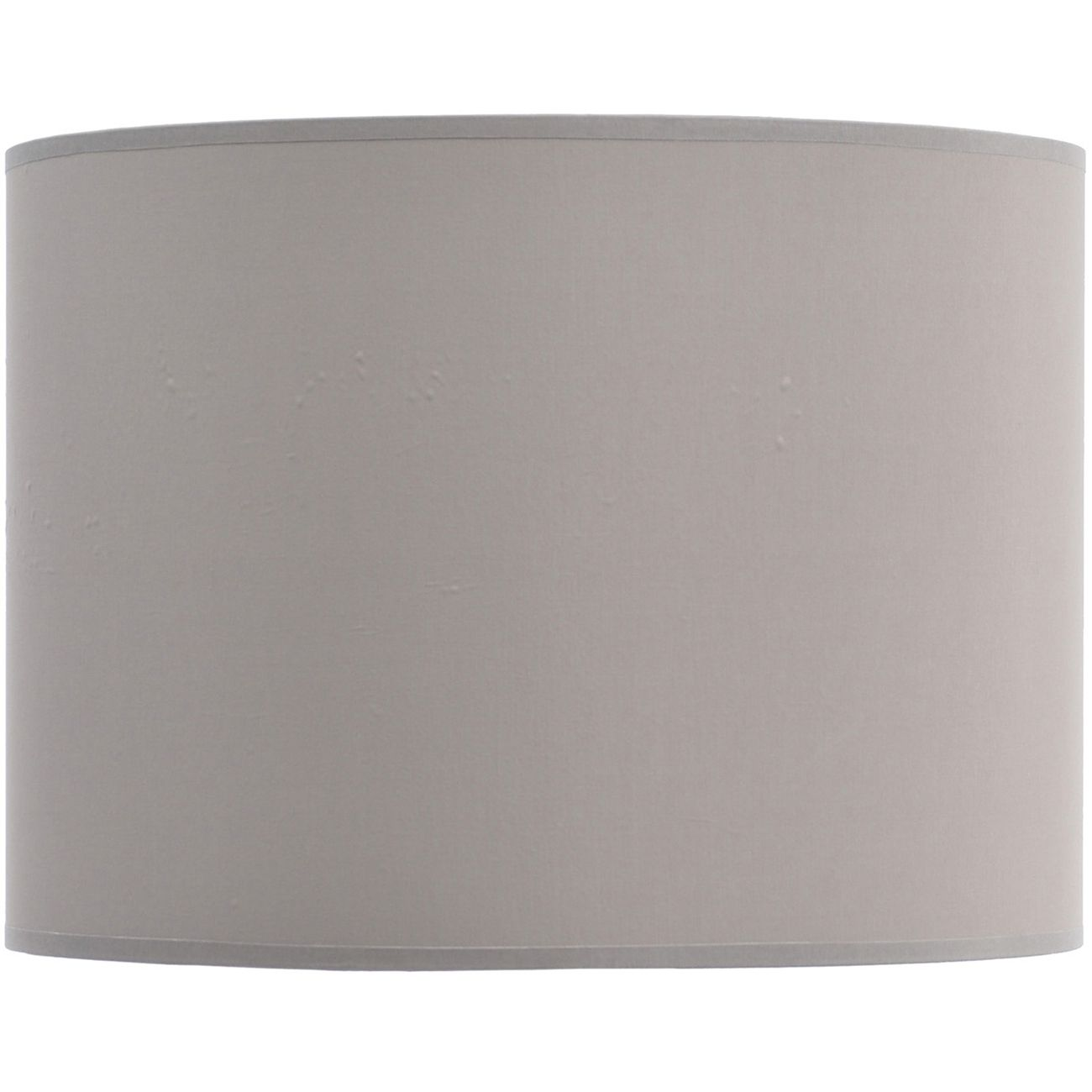 Taupe and Champagne Lined Drum Lampshade (16