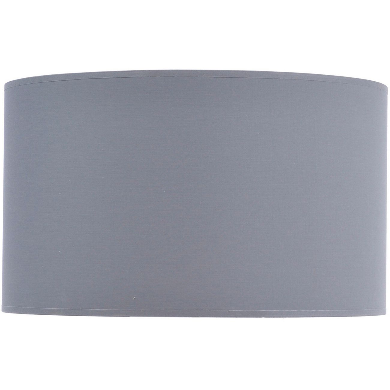 Grey and Silver Lined Drum Lampshade (20