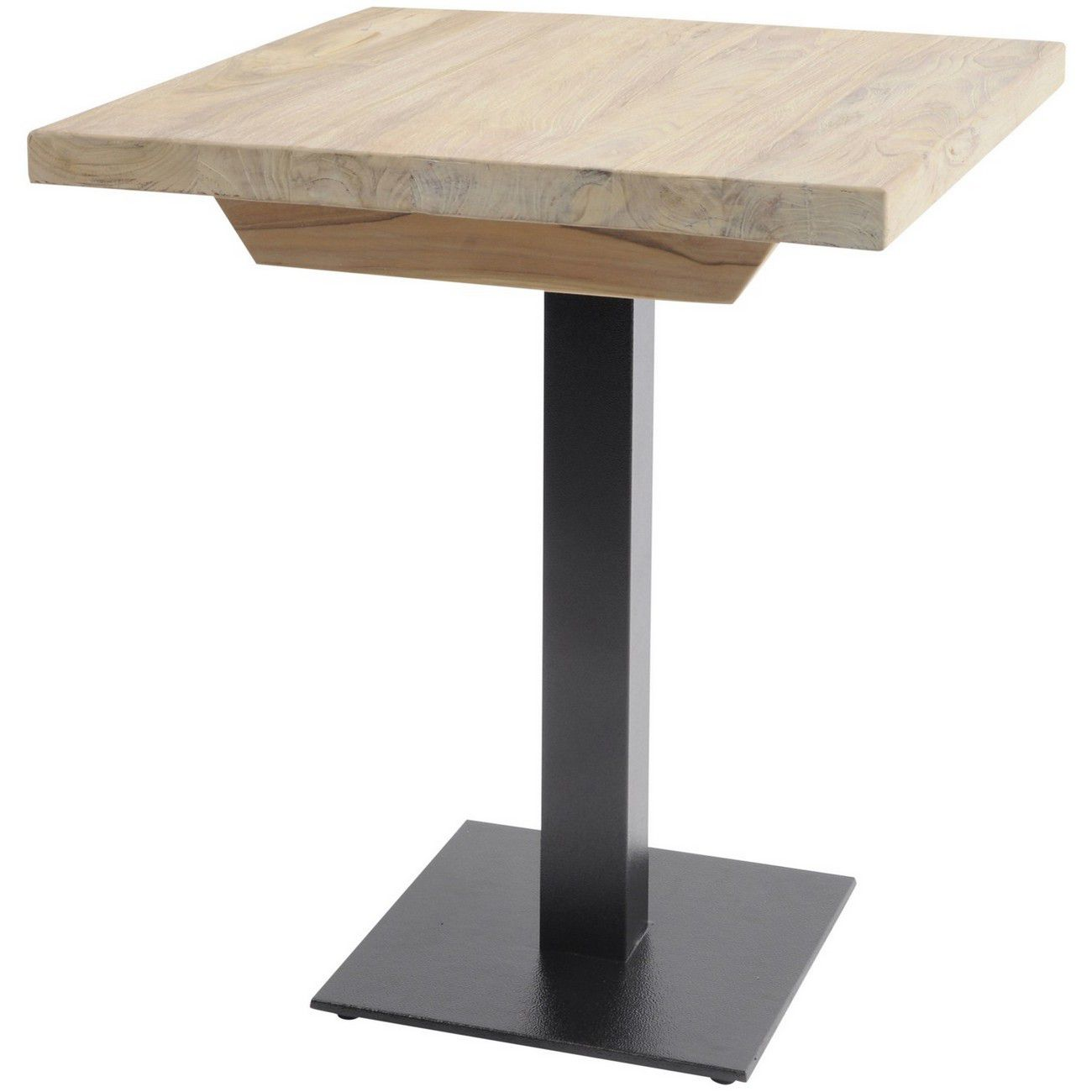 Manado TFT Certified Teak Square Dining Table thumbnail
