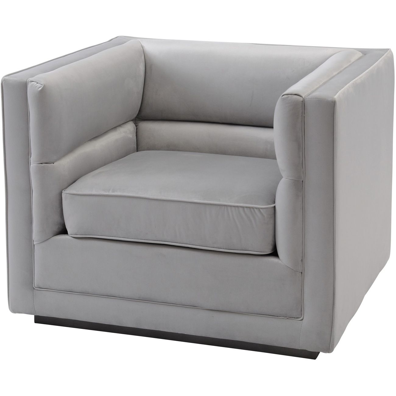 Astell Light Grey Occasional Chair thumbnail
