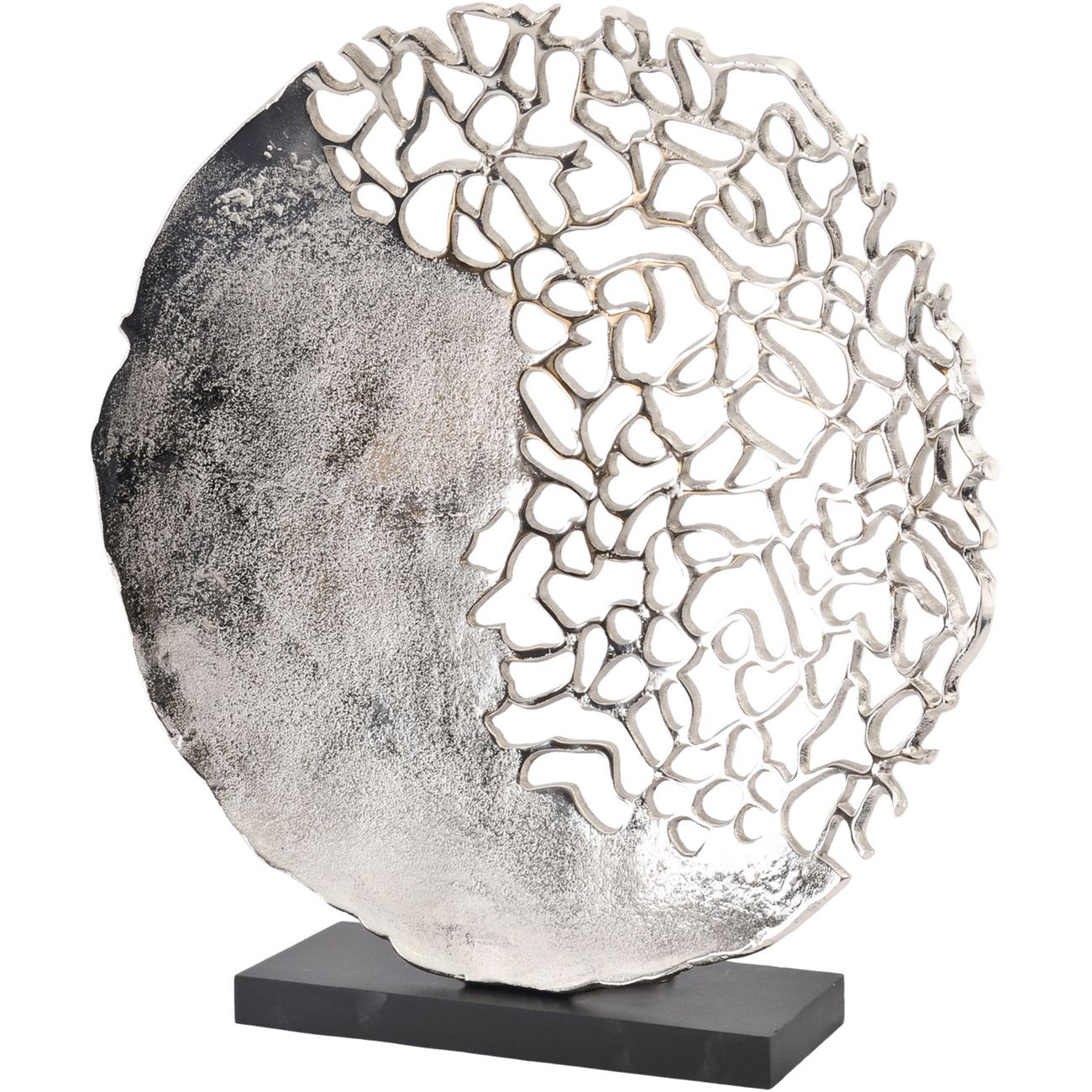 Apo Coral Aluminium Sculpture thumbnail