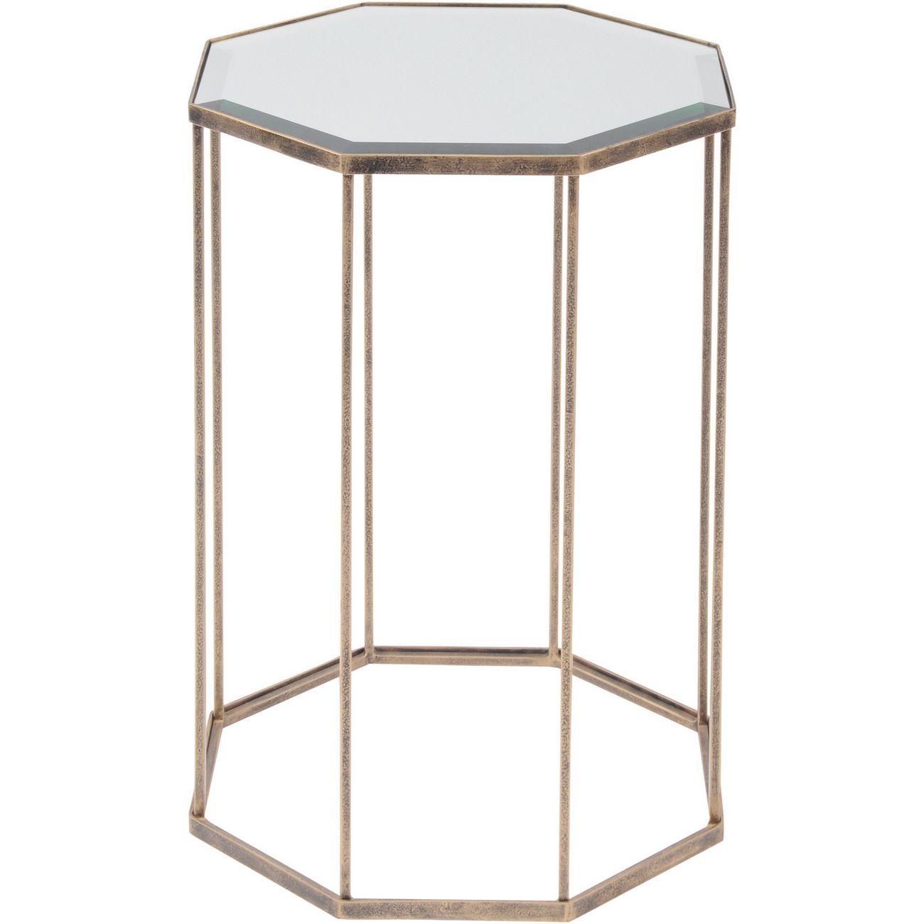 Occtaine Octagonal End Table thumbnail
