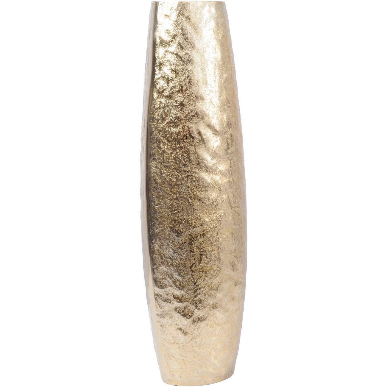 Adari Organic Gold Textured Vase thumbnail