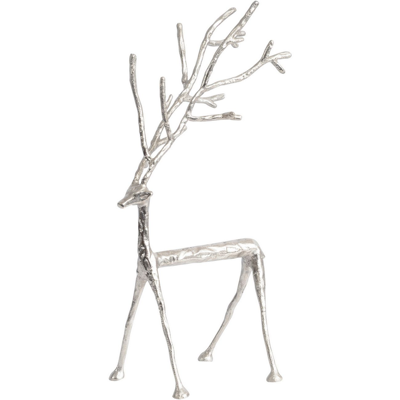Aluminium Deer Sculpture thumbnail