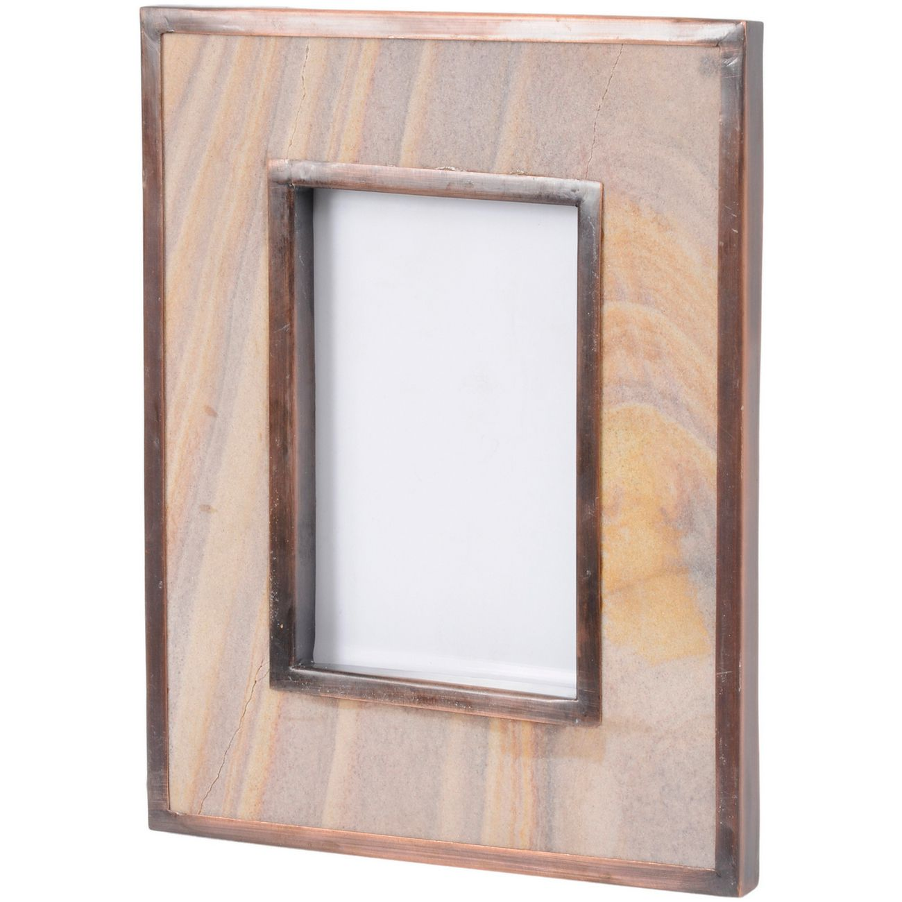 Alpina Sandstone Photo Frame 4x6inch thumbnail