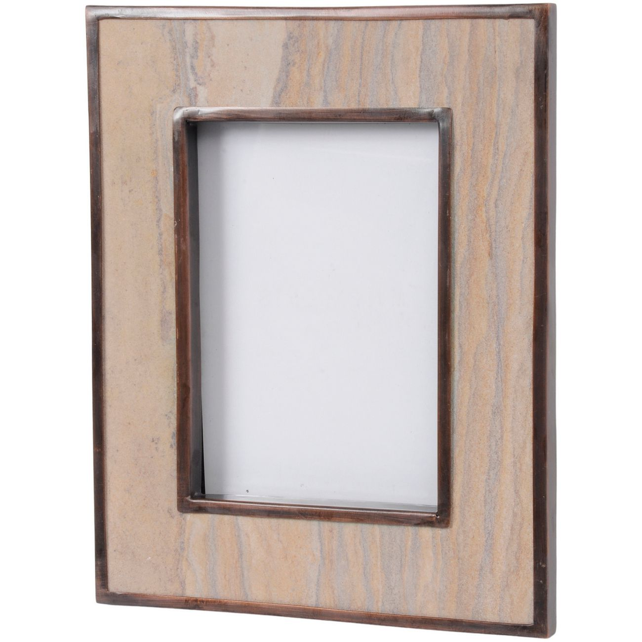 Alpina Sandstone Photo Frame (5x7inch) thumbnail