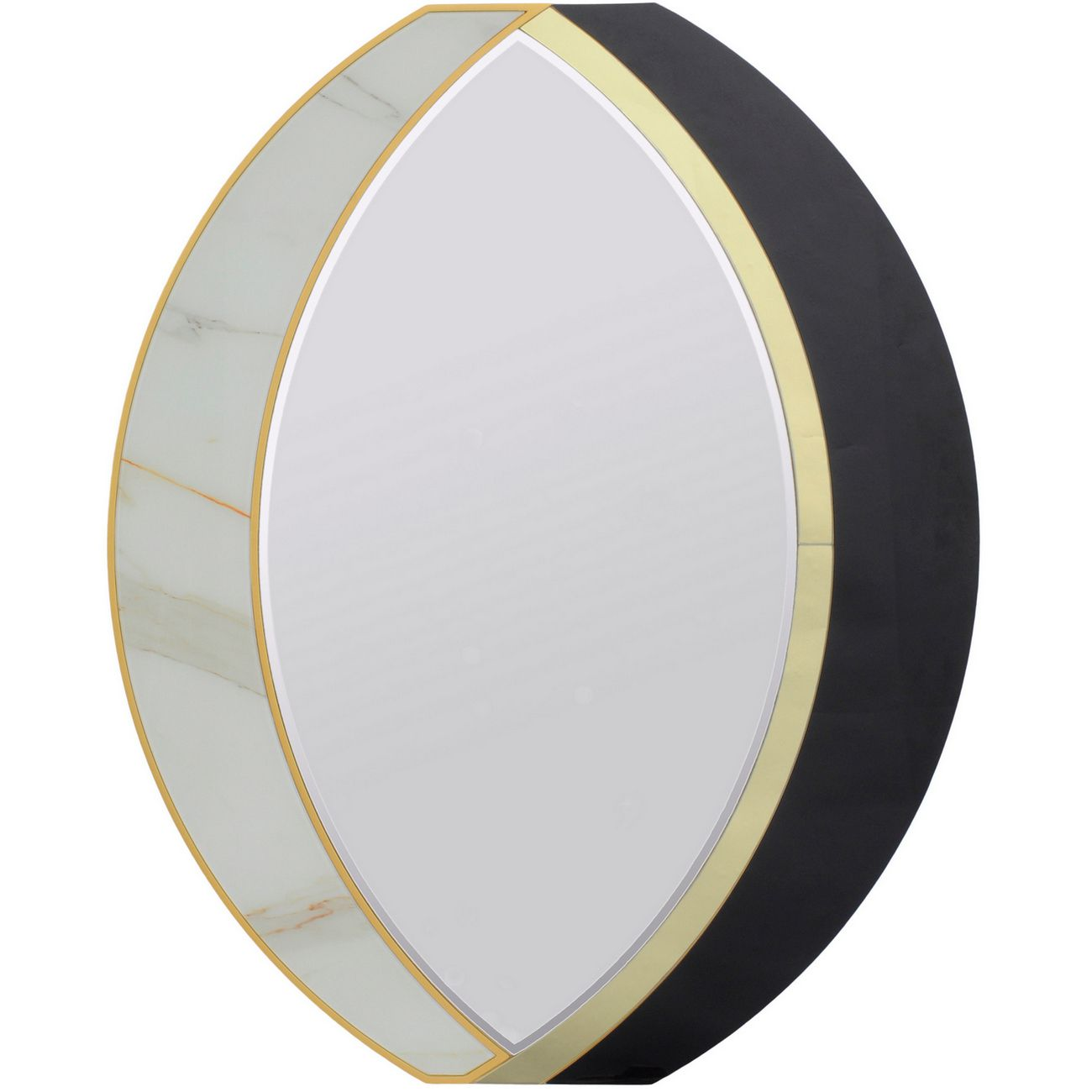 Amhurst Divergent Wall Mirror thumbnail