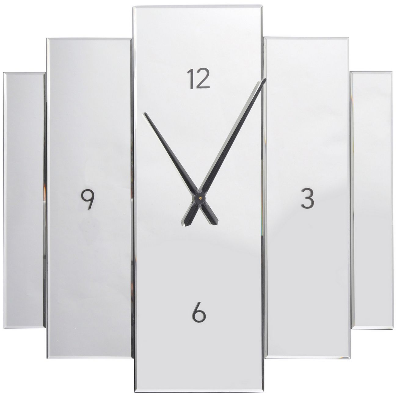 Aruna Modern Mirrored Wall Clock thumbnail