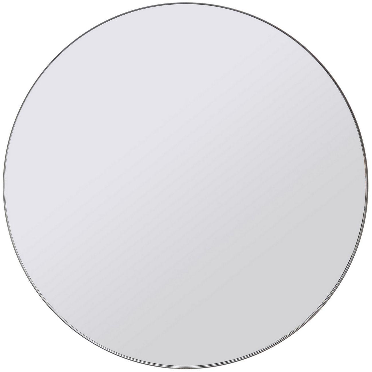 Fitzroy Bronze Circular Mirror Medium thumbnail