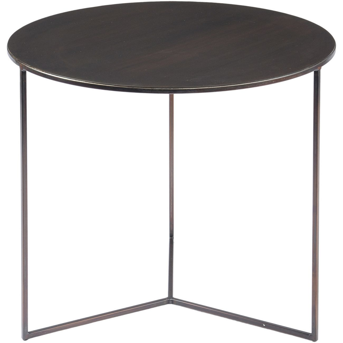 Fitzroy Large Bronze Side Table thumbnail