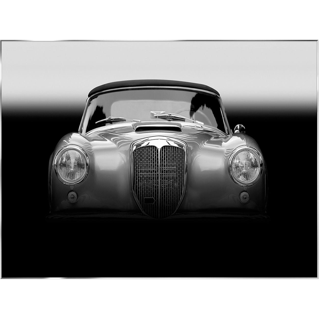 Lancia Aurelia Cabriolet Glass Wall Art 80x120cm thumbnail