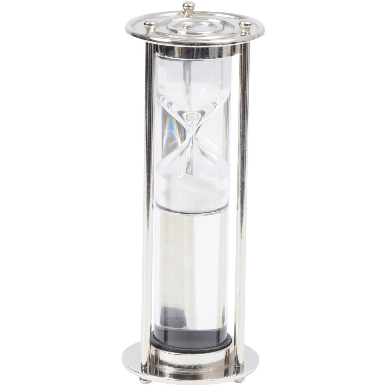 Fincham Small Nickel Liquid Sandtimer thumbnail