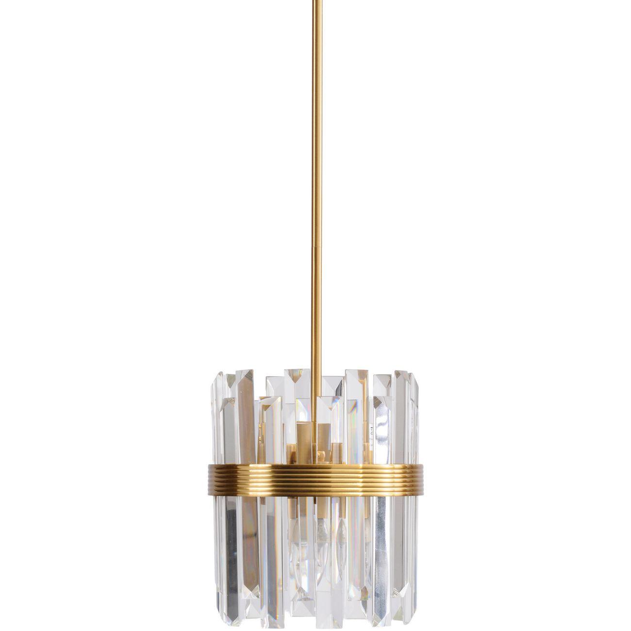 Crystal Pendant Light E14 40W 4 thumbnail