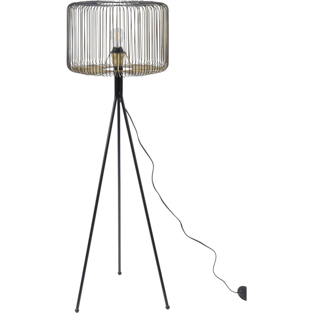 Tova Decorative Floor Lamp with Shade E27 40W thumbnail