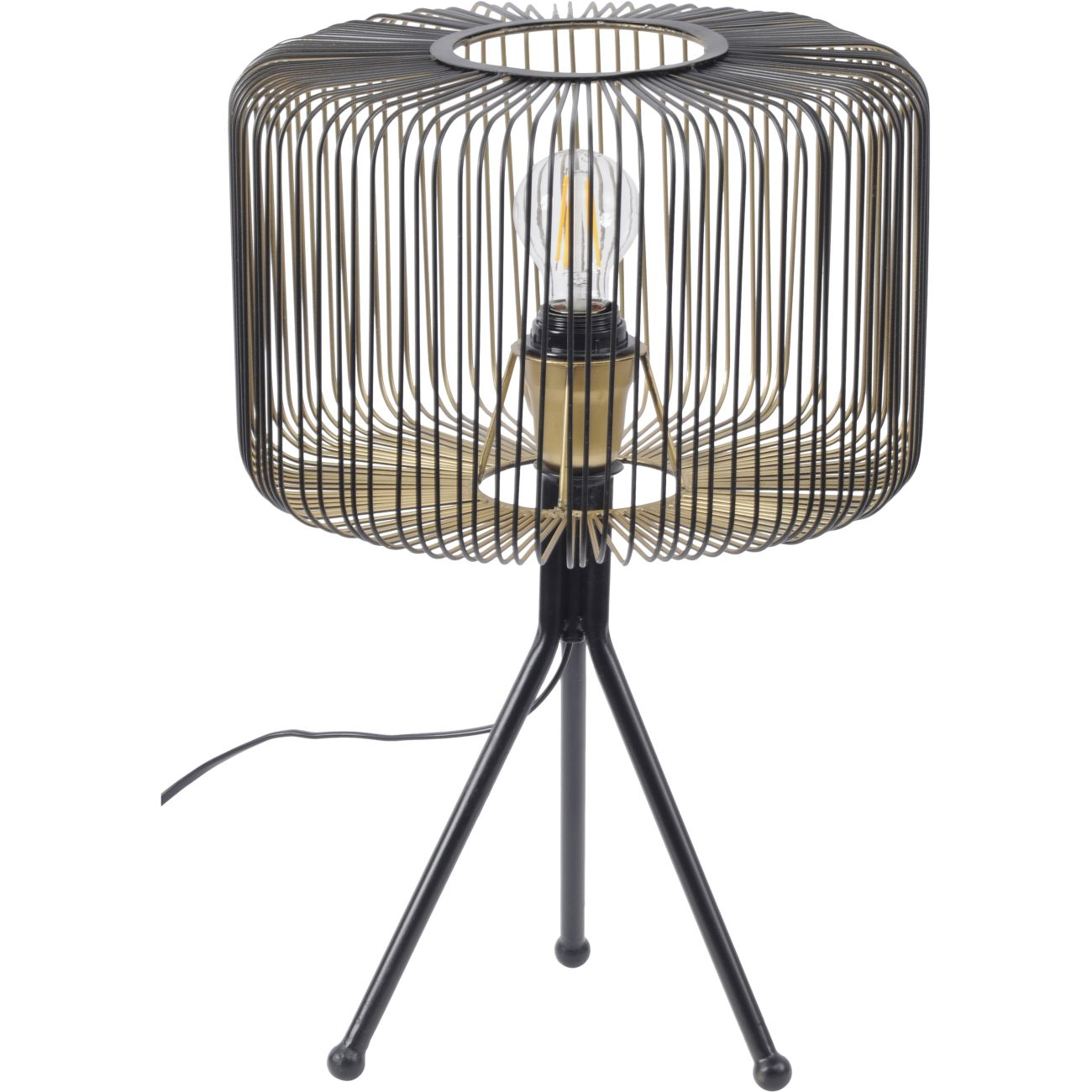 Tova Decorative Table Lamp with Shade  E27 40W thumbnail