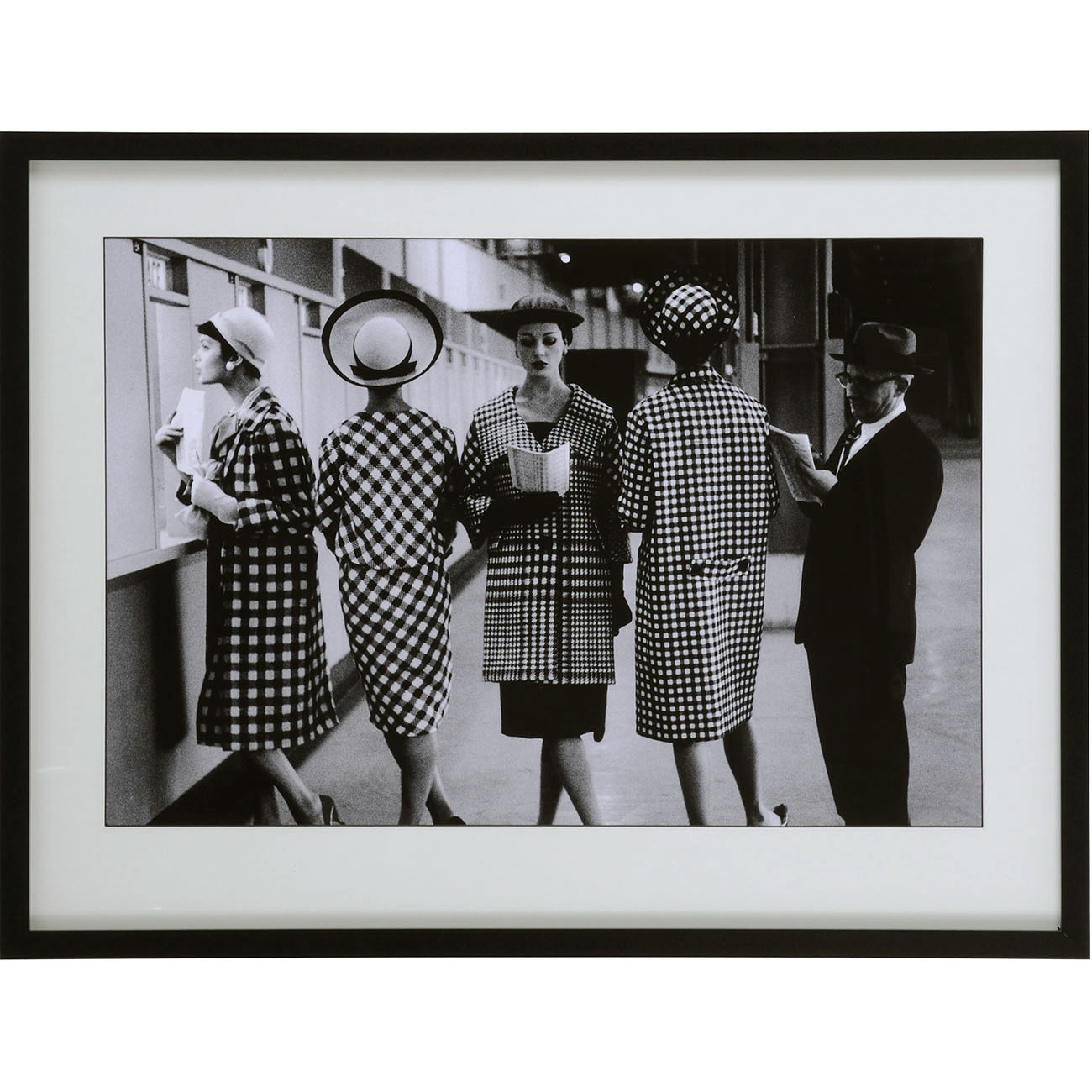 At the Races Framed Print thumbnail