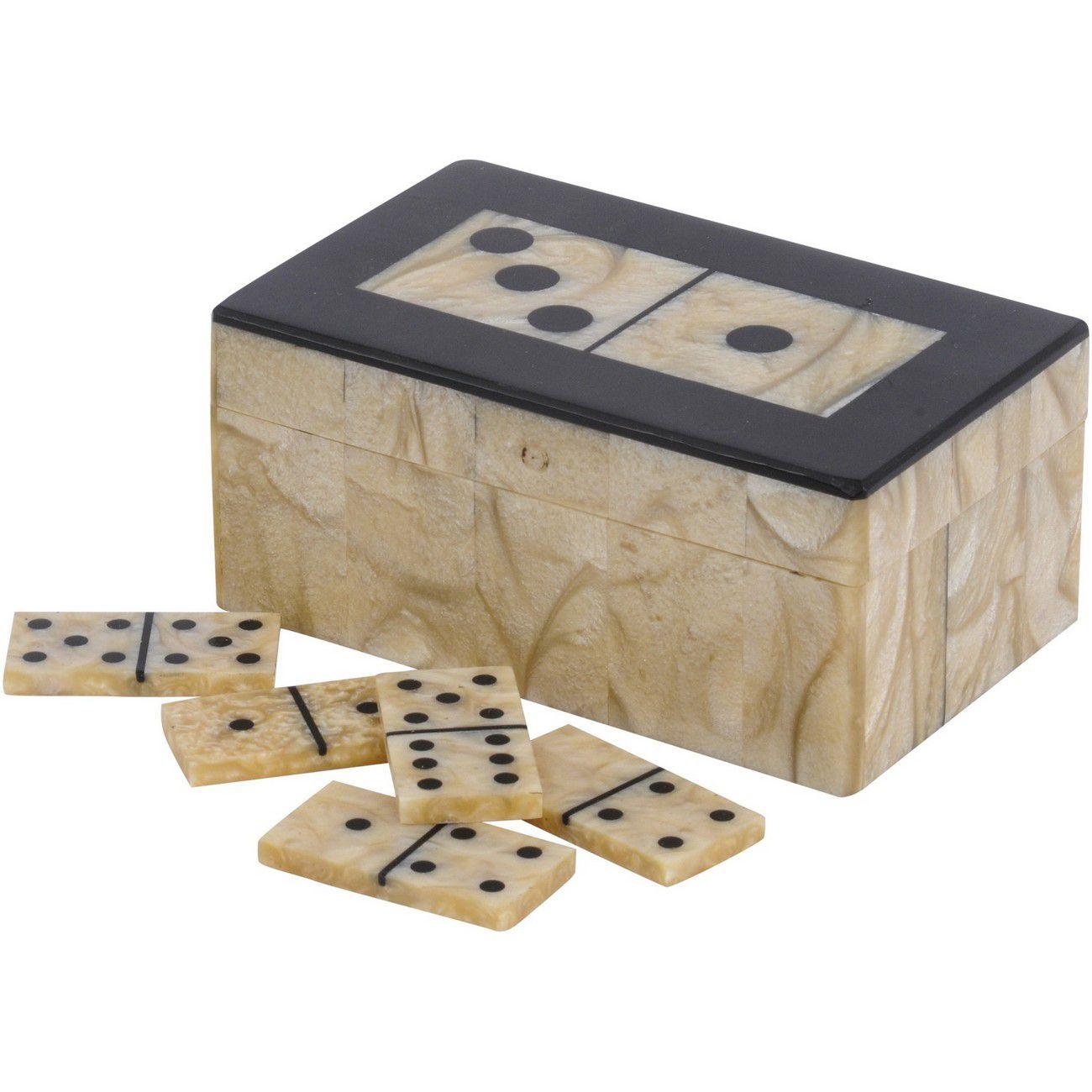 Resin Domino Box - Xmas-18 thumbnail