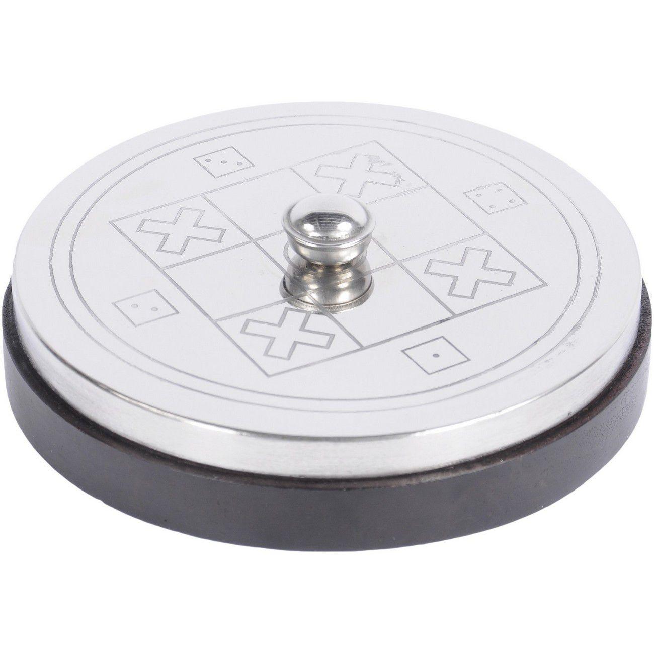 Silver Top Noughts And Crosses box - Xmas-18 thumbnail