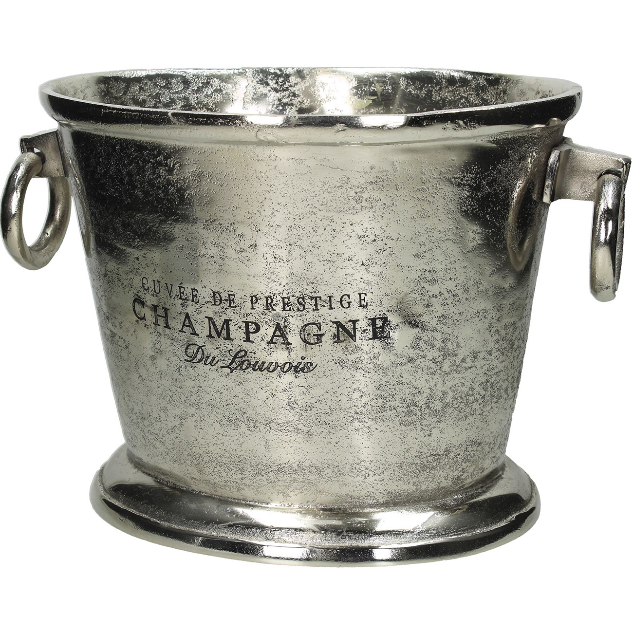 Silver Champagne Cooler - Xmas-20 thumbnail