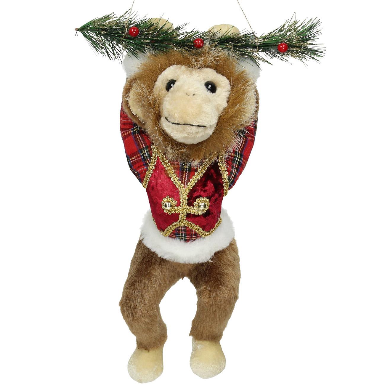 Ornamental Monkey 40cm - Xmas-20 thumbnail