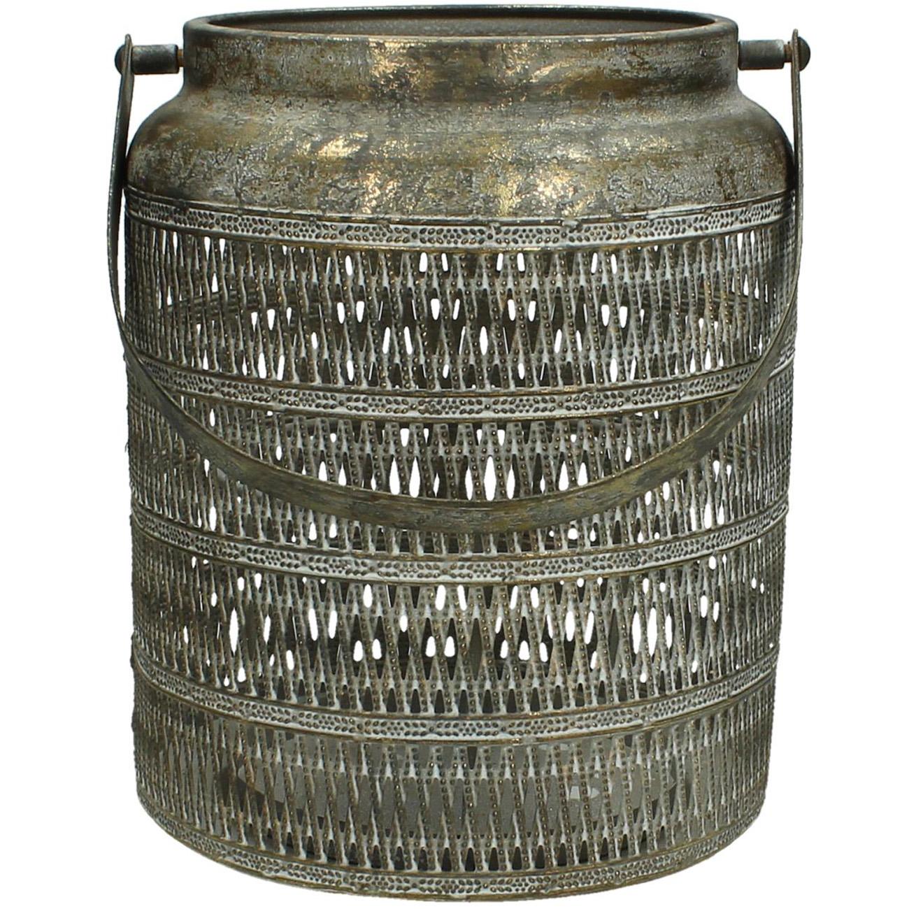 Cylindrical Champagne Lantern - Xmas-20 thumbnail