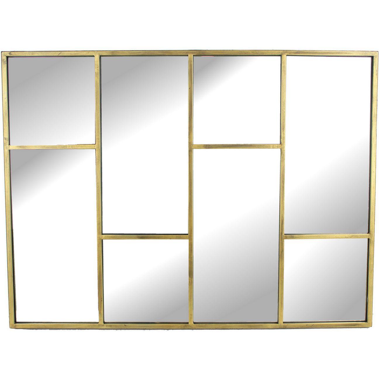 Alanis Rectangular Segmented Mirror thumbnail