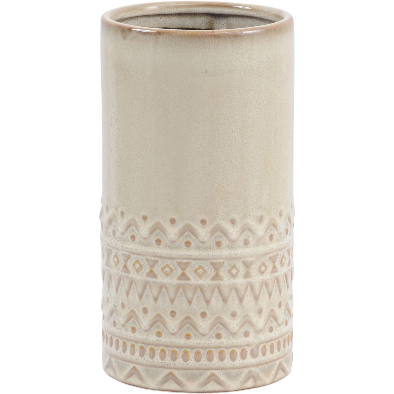 Sand Ceramic Vase Tall thumbnail